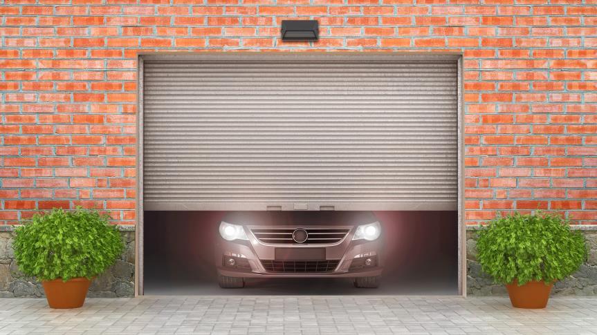 Garaj Kapısı -3